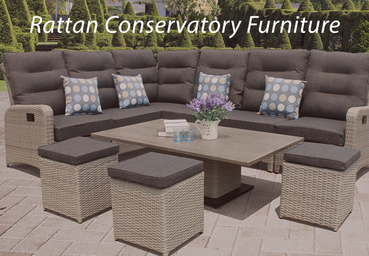 Rattan conservatory furniture review